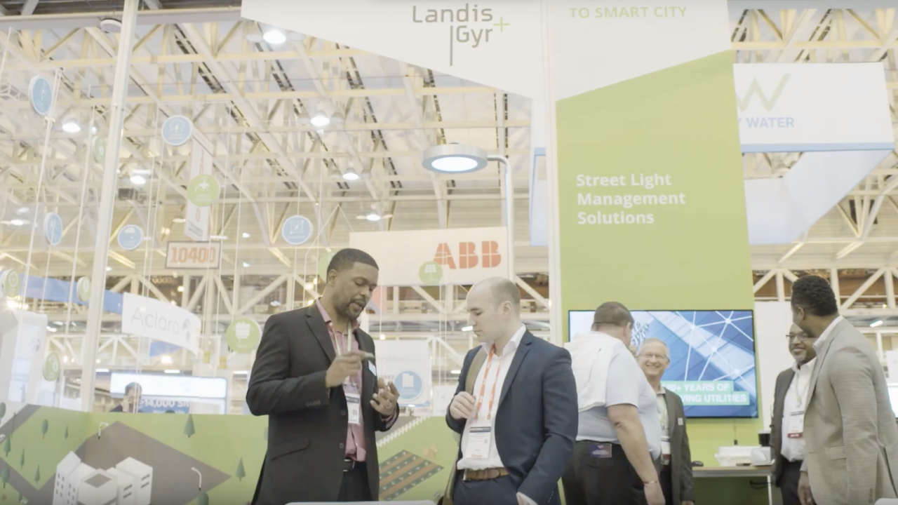 Energy Reimagined at DistribuTECH 2019